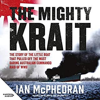 The Mighty Krait cover art