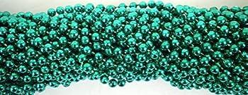 green bead necklaces bulk