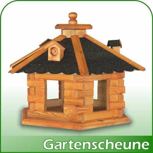 Vogelhaus inkl. Ständer - 4