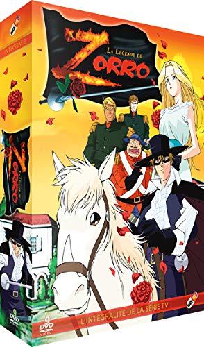 La Légende de Zorro-Intégrale de la série TV (Coffret 9 DVD)