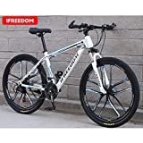 Zoom IMG-1 Crazboy Adult Mountain Bike 26