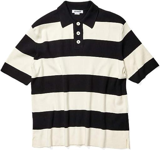 Black Off-White Stripes