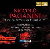 Paganini: Violin Concertos 4