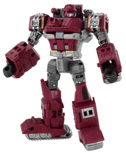 Transformers - GENERATIONS - Deluxe - WARPATH AUTOBOT - Level 3- Hasbro