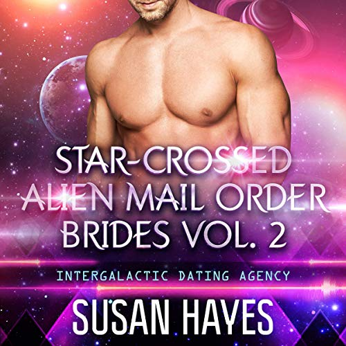 Star-Crossed Alien Mail Order Brides Collection, Vol. 2 cover art