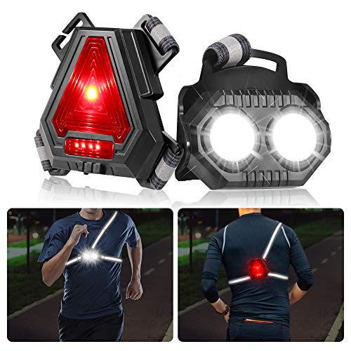 Night Running Lights for Runners