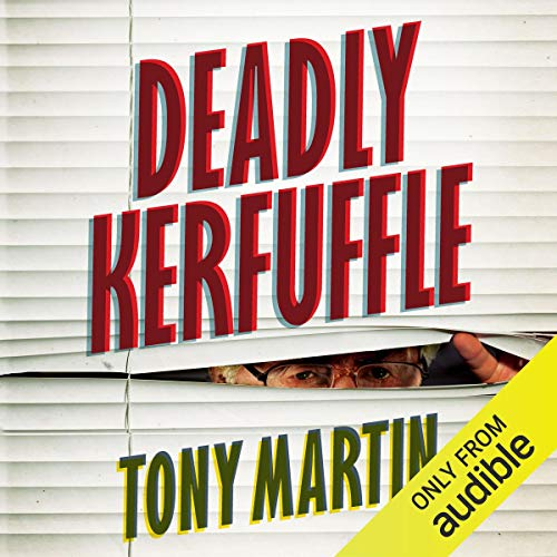 Deadly Kerfuffle audiobook cover art