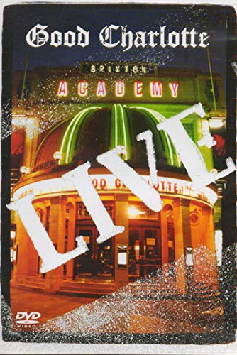 Good Charlotte - Live At Brixton Academy
