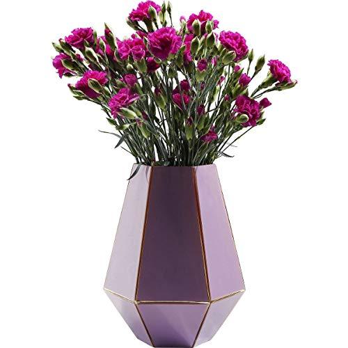 Kare Design Art Pastell Vase, lila