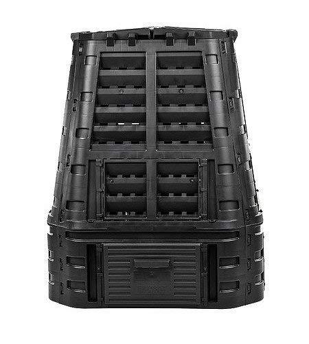 myGardenlust Komposter - Schnellkomposter aus Kunststoff - Thermokomposter als praktisches Stecksystem - Kompostierer stabil und hochwertig - Composter für Garten-Abfälle - 880 L