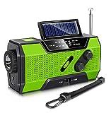 Best Solar Radios - Alice Dreams Emergency Solar Hand Crank Portable Radio Review