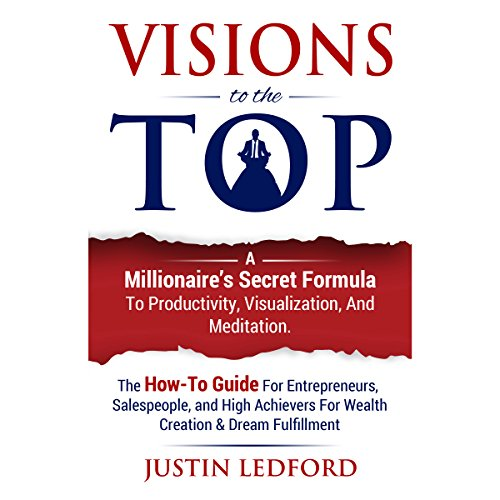 Visions to the Top audiobook cover art