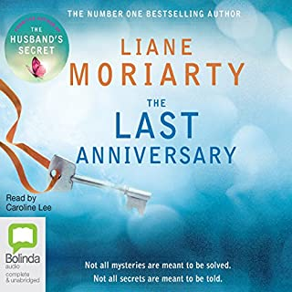 Couverture de The Last Anniversary