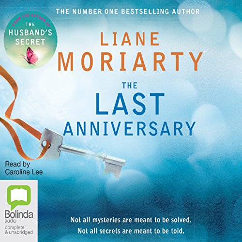 The Last Anniversary audiobook cover art