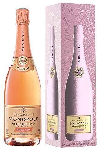 Heidsieck & Co. Monopole Rosé Top Brut Champagner