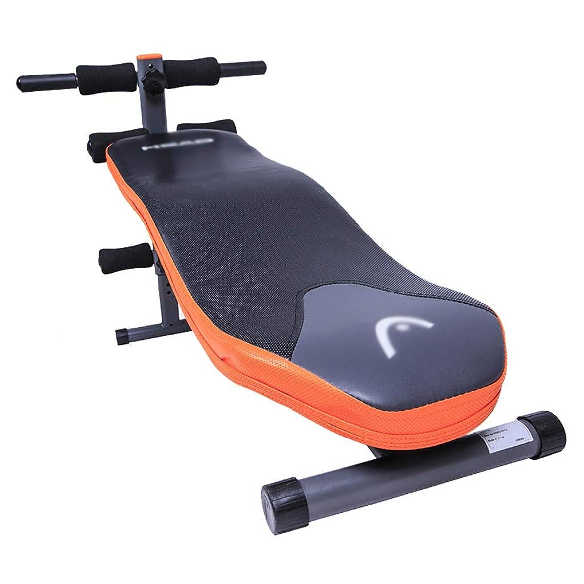 令状段階ステートメントトレーニングベンチ 多機能S型仰向けのボードの家の腹部ダンベルベンチ腹筋 仰臥位ボード (Color : Black, Size : 90*32*40cm)
