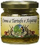 Sulpizio Tartufi - Crema de Espárragos y Trufas - 80gr - Producto original en Italia