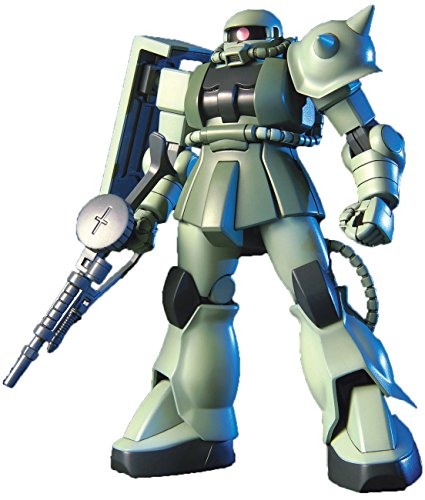 Bandai Hobby HGUC 1/144 #40 ZAKU II Mobile Suit Gundam Model Kit