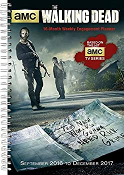 The Walking Dead?? AMC 2017 Engagement Calendar by American Movie Channel  2016-06-22
