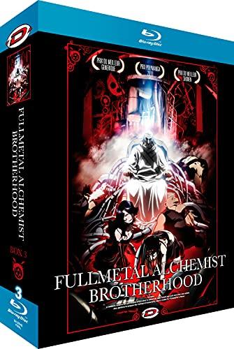 Fullmetal alchemist : Brotherhood - Coffret Partie 3 [Blu-ray]