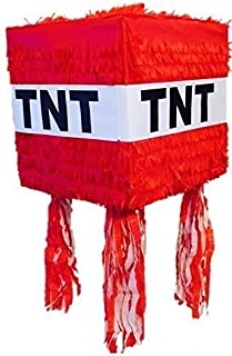 Pixel Party TNT Custom Pinata