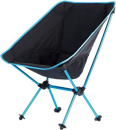 WEATLY Chaise extérieure Chaise compacte compacte légère compacte Pratique Pliante Type Mobile Chaise Mobile Mobile Pratique Camping Barbecue pêche portable