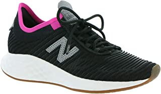 New Balance Fresh Foam Roav Fusion Black/Steel Textile 9