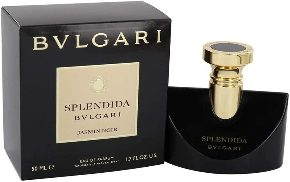 Bvlgari profumo splendida jasmin noir edp formato 50 ml spray eau de parfum da donna 0783320977350