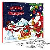 Gallop Chic Adventskalender mit 24 Knobelei