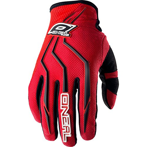 O'Neal Element Kinder Handschuhe MX MTB DH Motocross Enduro Offroad Quad BMX FR, Rot, Gr. X-L/7