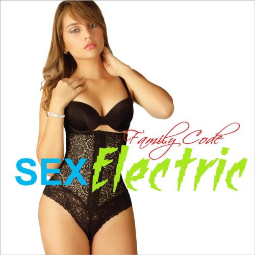 SexElectric audiobook cover art