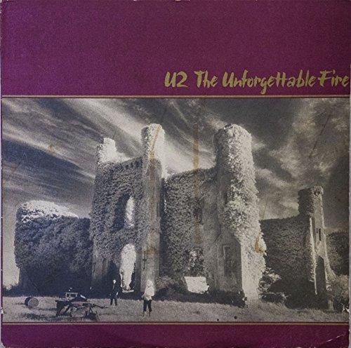 U2 - The Unforgettable Fire, rock, celtic, blues