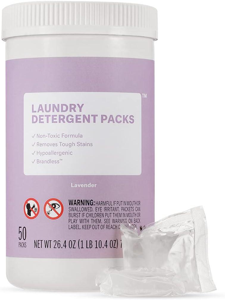 Brandless Lavender Max 65% OFF Laundry Hypoallergenic P Ranking TOP9 Detergent