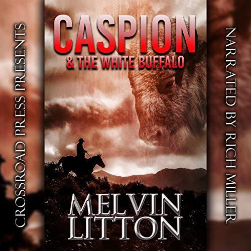 Caspion & the White Buffalo cover art