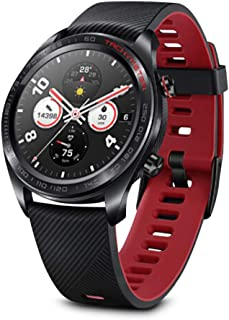 Original Huawei Honor Watch Magic Outdoor NFC Smart Watch Sleek Slim Long Battery Life GPS Scientific Coach 1.2 inch HD AMOLED 390x390 Color Screen Activity Tracker 5ATM Waterproof