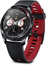 Honor Magic Watch (Lava Black Strap, Regular) Smartwatch