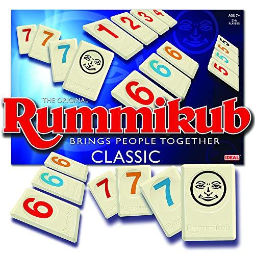 Rummikub Classic – Jeu de Société – Rami des Chiffres Versio