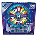 Wheel of Fortune Game: 5th Edition - Spin The Wheel, Solve A Puzzle, And Win by Pressman