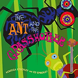"The Ant and the Grasshopper"" Children's book - Use to teach perserverence."