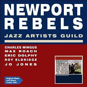 New Port Rebels (feat. Eric Dolphy) [Original Album Plus Bonus Tracks 1960]