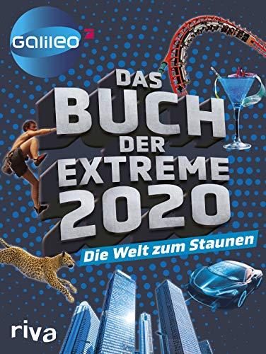 Das Buch der Extreme 2020: Die Welt zum Staunen