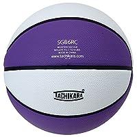 Tachikara 2-Tone Rubber Basketball (Intermediate Size)
