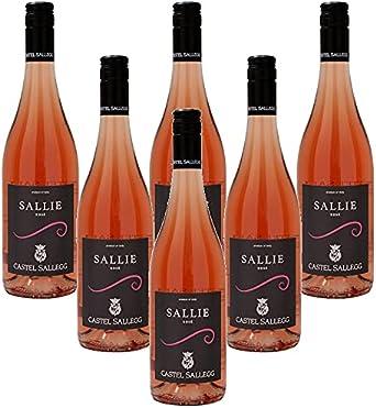 Sallie Rosè IGT Vigneti Delle Dolomiti Alto Adige DOC (6 botellas 75 cl.)