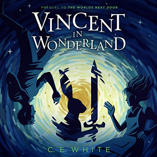 Vincent in Wonderland audiobook cover art