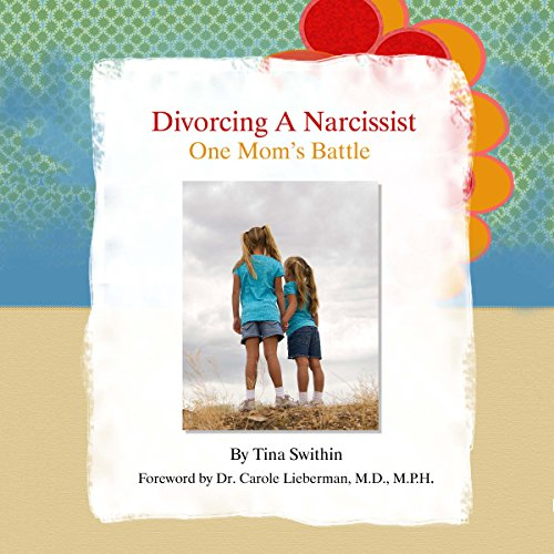 Divorcing a Narcissist audiobook cover art