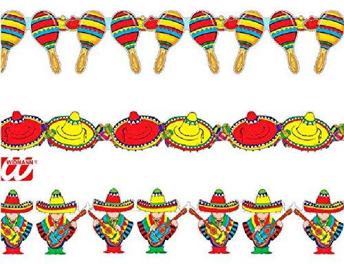 Widmann - 3 Guirlandes mexicaines