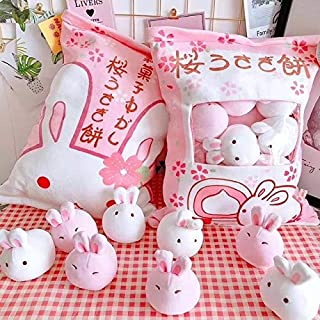 MANGMOC 4Pcs/8Pcs Stuffed Sumikko Gurashi Pillow Plush Animals Toy Japanese Cat Bear Corner Bio Cartoon Doll Creative Toys for Children New Must Haves Girls Favourite Characters