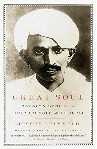 Image of Great Soul: Mahatma Gandhi and His Struggle with India