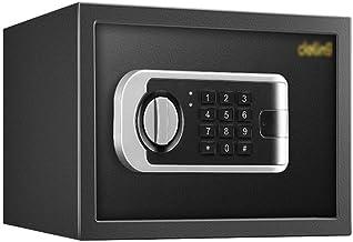 All-Steel Safe Cabinet Safes, Medium Digital Safe, Steel Construction, LCD Display, Emergency Override Key with Emergency ...