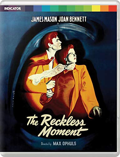 The Reckless Moment (Limited Edition) [Blu-ray] [2019]